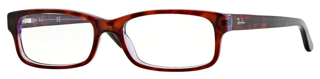 Ray Ban Rx5187 Havana Violet United Nations System Chief