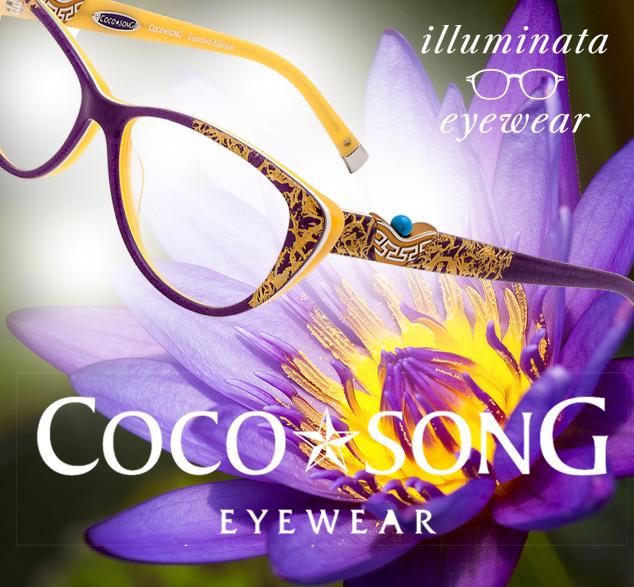 Illuminata Eyewear Coco Song Glasses Coco Song